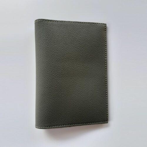 capa porta passaporte preto